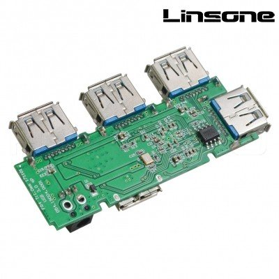 USB 3.0 HUB PCBA 4 PORT LS-PCBA-304P