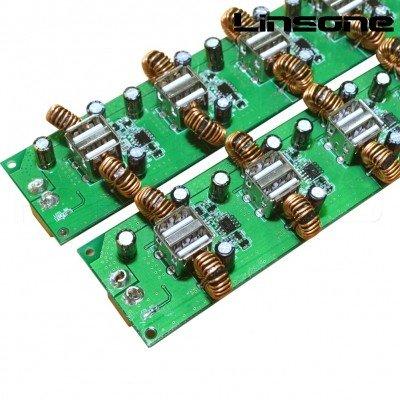 USB Charging HUB PCBA 36 PORTS LS-PCBA-H36