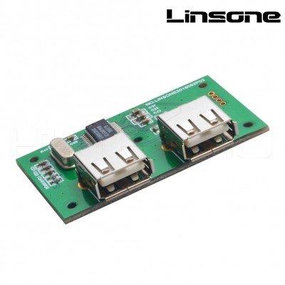USB 2.0 HUB PCBA 2 PORT LS-PCBA-H24